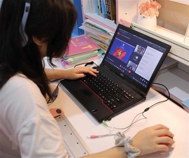 Hà Nội đề xuất giảm 25% mức thu học phí khi học trực tuyến