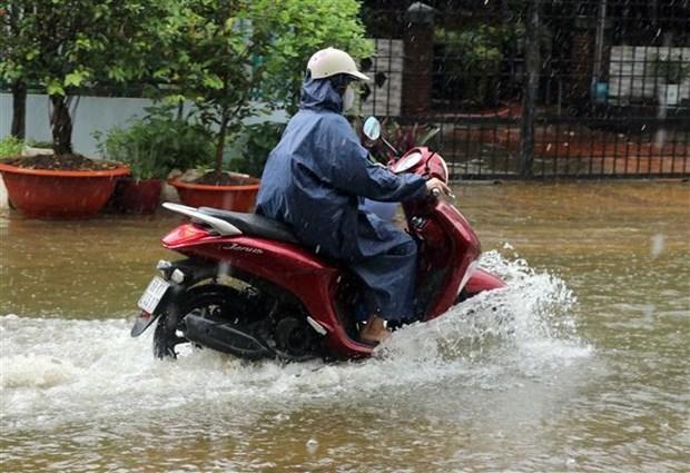 Tây Nguyên, Nam Bộ và Nam Trung Bộ có mưa rào và dông