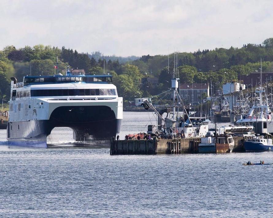 Dịch vụ phà nối Canada và Mỹ hoạt động trở lại vào năm 2022