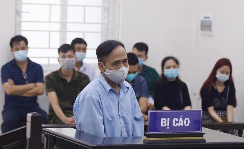 Nguyên Phó Chủ tịch HĐND phường Mỹ Đình 2 bị phạt 12 năm tù về tội lừa đảo