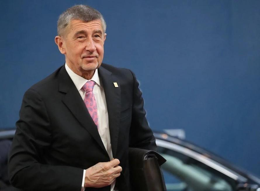 Thủ tướng Cộng hòa Czech Andrej Babis