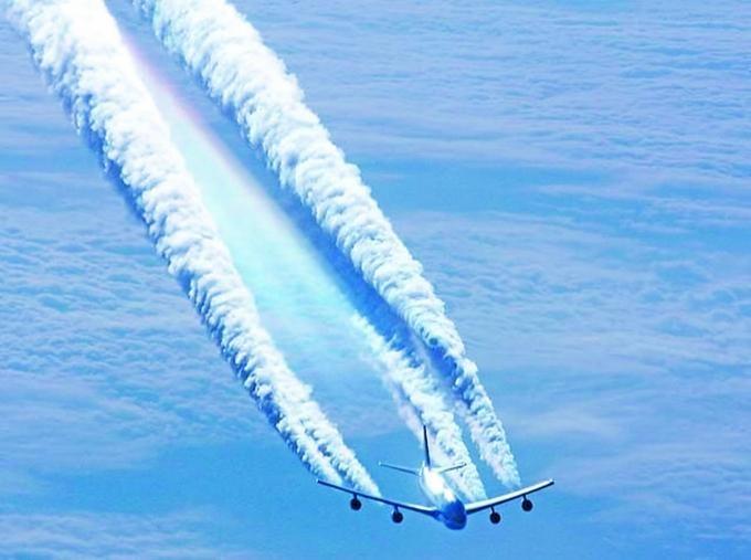 Nỗ lực giảm khí thải từ hoạt động vận tải hàng không
