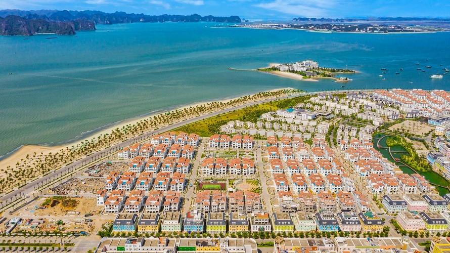 Năm 2021, Sun Grand City Feria đạt cột mốc ấn tượng về tiến độ xây dựng