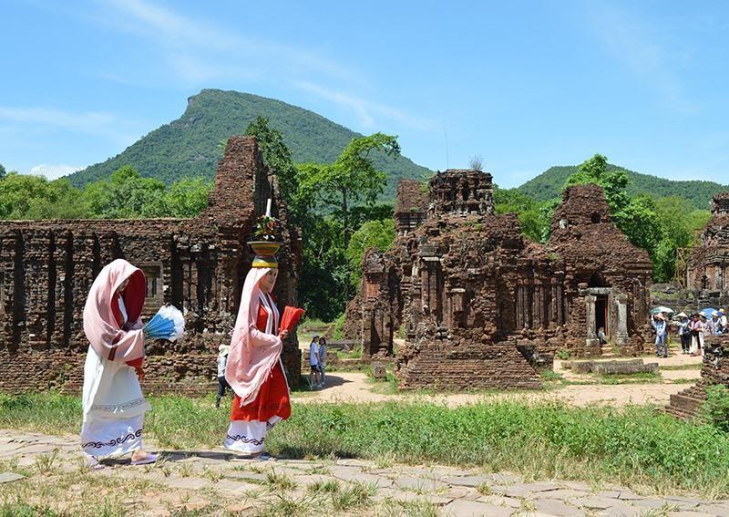 Chuyên gia Ấn Độ tiếp tục giúp Việt Nam trùng tu 'Thánh địa Mỹ Sơn'
