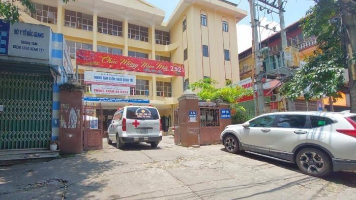 Giám đốc CDC Bắc Giang tạm dừng điều hành công việc