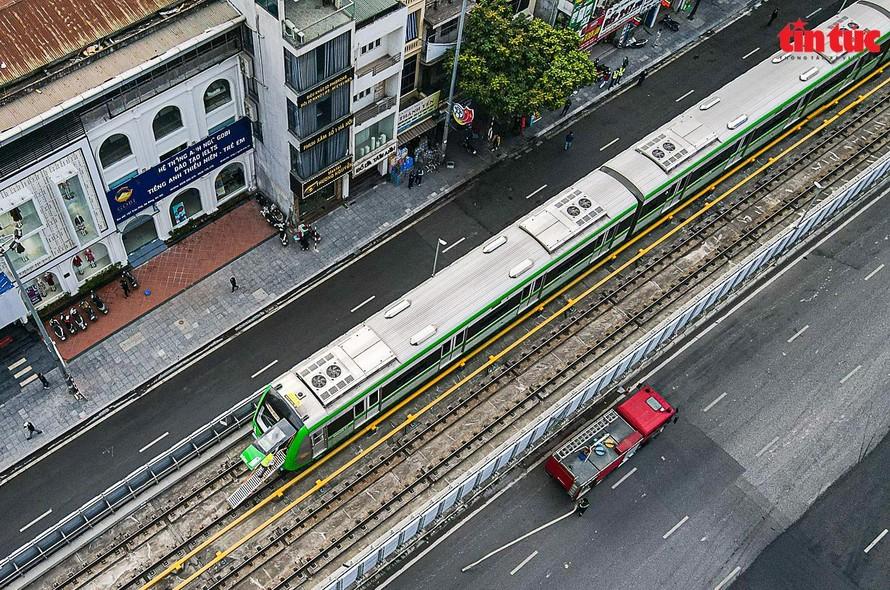 Giải pháp nào khắc phục an toàn theo khuyến cáo tại dự án đường sắt Cát Linh Hà Đông?
