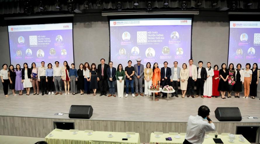 Mạng lưới truyền thông, quan hệ công chúng Việt Nam gia nhập tổ chức quốc tế