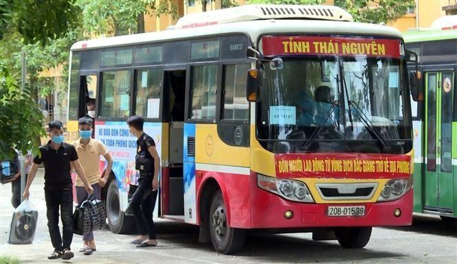 Có hay không vụ 500 công nhân về từ Bắc Giang trốn cách ly?