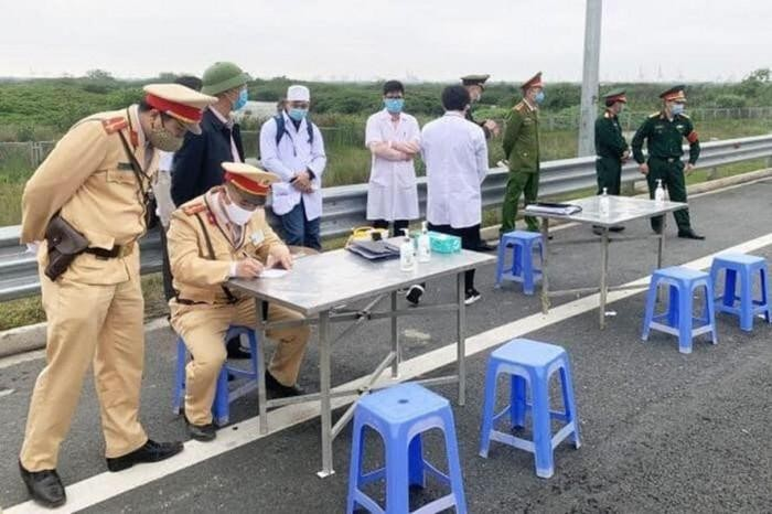 Ngày mai, Hà Nội thiết lập 22 chốt, kiểm soát người và phương tiện ra vào thành phố