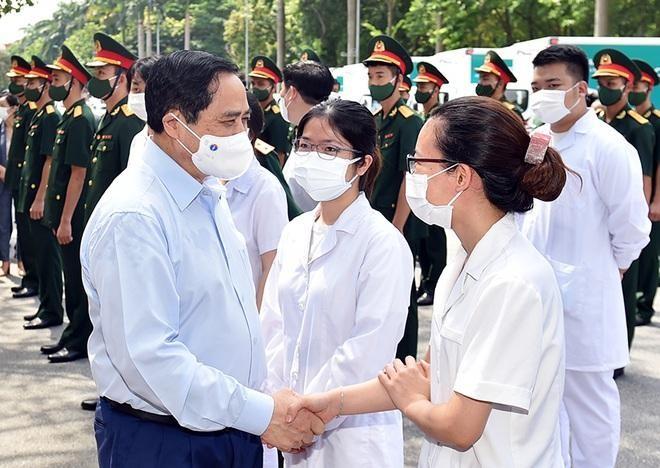 Thủ tướng gửi thư động viên lực lượng tuyến đầu hơn 500 ngày chống dịch