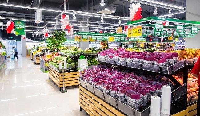 Thực phẩm trong siêu thị không dễ nhiễm Covid -19