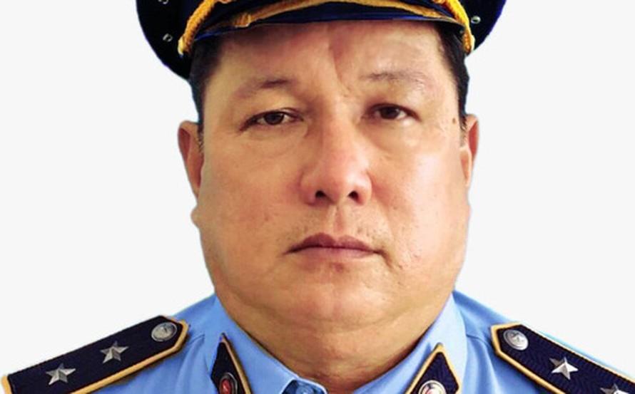 Ông Nguyễn Thành Vang, Cục QLTT TP HCM