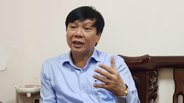 Ông Hồ Quang Lợi, Phó Chủ tịch Thường trực Hội Nhà báo Việt Nam