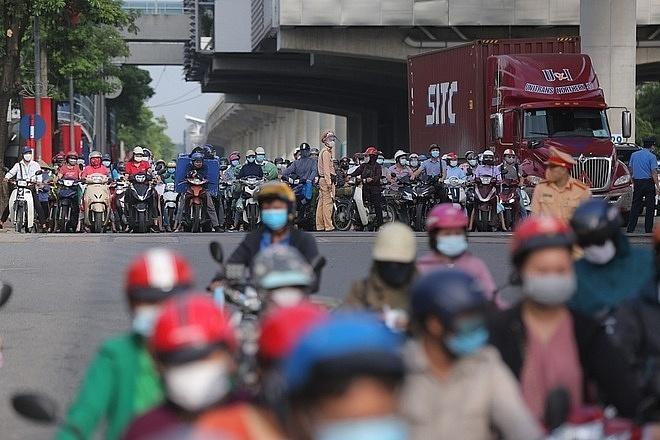 Tới lượt QR Code bị làm giả trên giấy đi đường tại Hà Nội