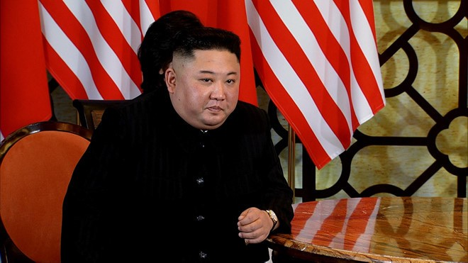 Nhà lãnh đạo Triều Tiên Kim Jong Un. Ảnh: Reuters.