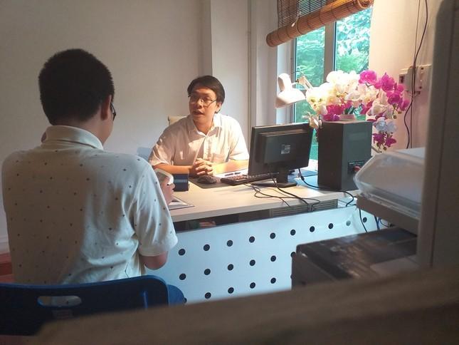 Anh Nguyễn Đức Chung - Tổng Giám đốc VAPs