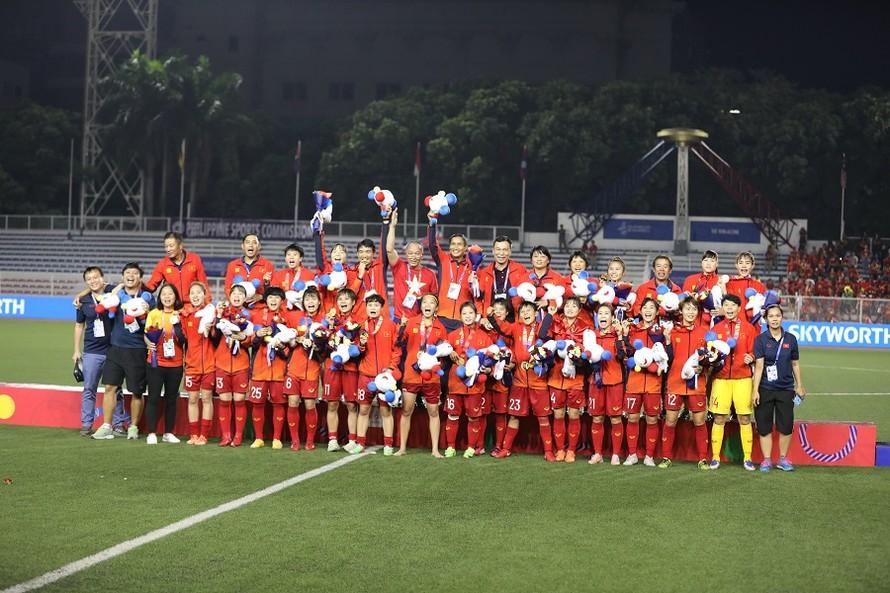 Quyết tâm mãnh liệt vì màu cờ sắc áo, vì vinh quang cho Việt Nam của các VĐV tại Seagames 30 cũng chính là tinh thần chủ đạo mà Tập đoàn Vingroup nói chung và thương hiệu VinFast nói riêng đang theo đuổi.