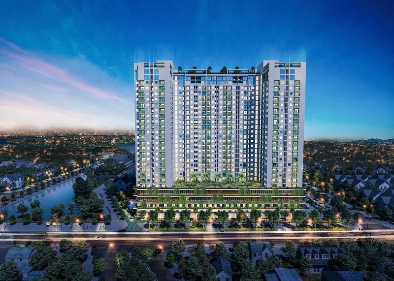 EcoLife Riverside Quy Nhơn - Không gian sống xanh giữa lòng thành phố