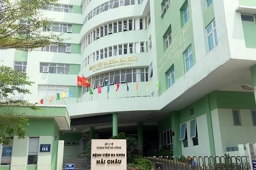Trung tâm y tế quận Hải Châu, nơi xảy ra vụ việc. - Ảnh: Vnexpress