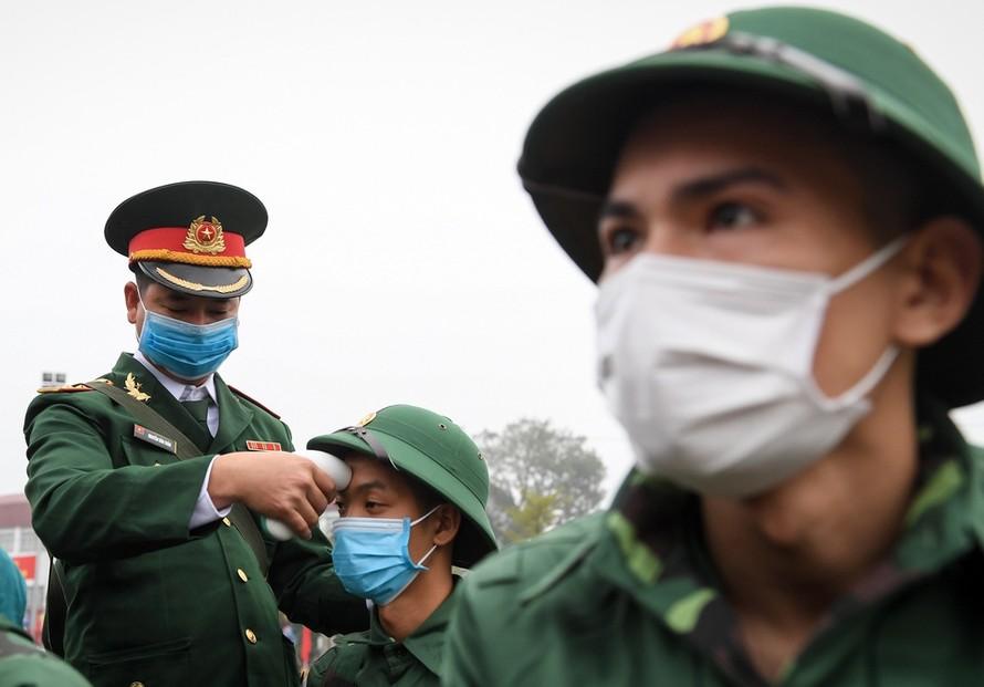 Khi dịch bệnh nguy hiểm, quân đội luôn là trụ cột quốc gia