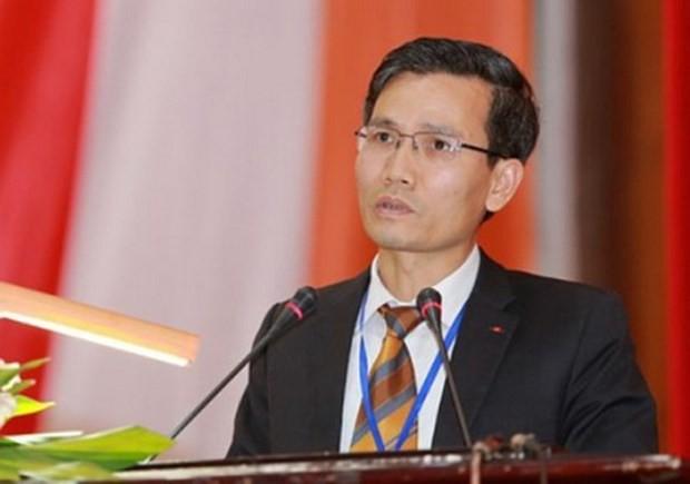 Ông Cao Huy sẽ giữ chức vụ Phó Chủ nhiệm Văn phòng Chính phủ. (Ảnh: VGP)