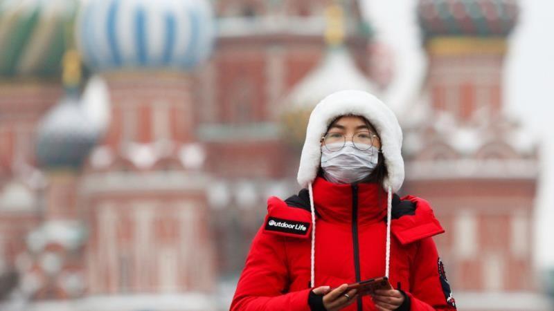 Số ca nhiễm mới ở Nga vẫn tiếp tục tăng. - Ảnh minh họa