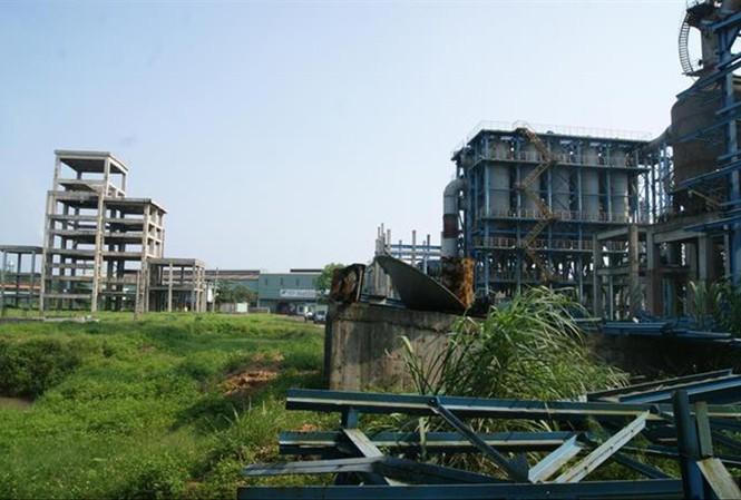 Dự án mở rộng và cải tạo sản xuất giai đoạn 2 - Công ty Gang thép Thái Nguyên đã được thanh tra, kiểm toán, điều tra toàn diện