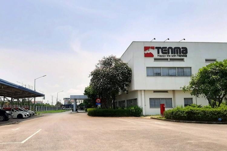 Trụ sở Tenma Việt Nam tại KCN Quế Võ, Bắc Ninh. - Ảnh: Vnexpress