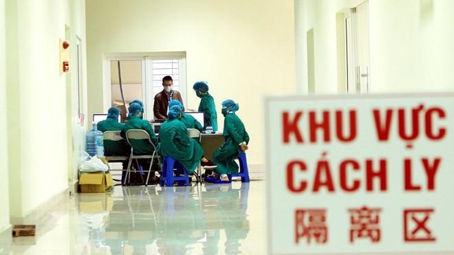 Một bệnh nhân nhiễm COVID-19 tái dương tính với virus SARS-CoV-2 đã được Hải Phòng cách ly an toàn. - Ảnh: Thanh Niên