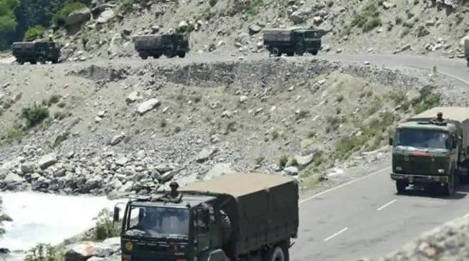 Quân đội Ấn Độ nói Trung Quốc 'khiêu khích' gần biên giới để thay đổi hiện trạng. (Ảnh minh họa: PTI)