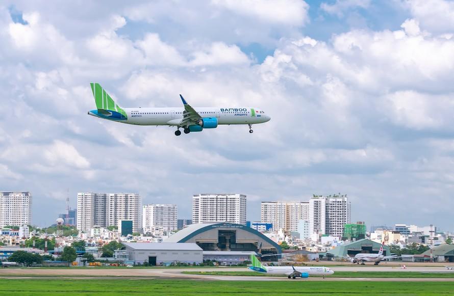 Bamboo Airways tặng vé miễn phí cho hành khách mừng 75 năm Quốc khánh Việt Nam