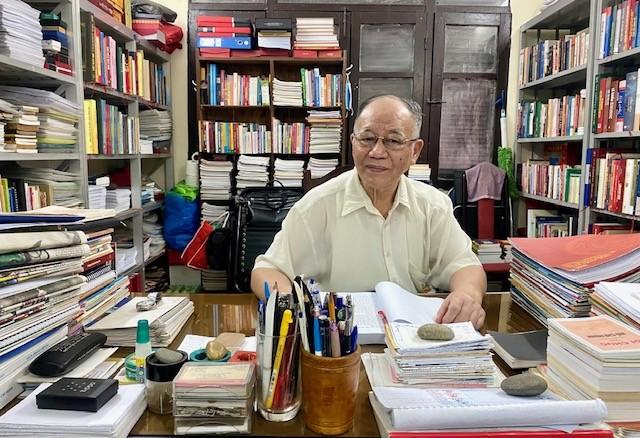 GS. TS Hoàng Chí Bảo. - Ảnh: VGP/Nhật Nam