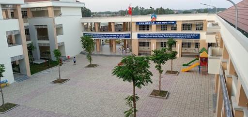 Trường tiểu học Thái Hòa B. - Ảnh: Vietnamnet