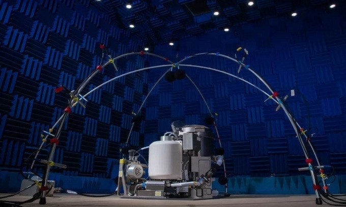 Thiết kế toilet mới của NASA. - Ảnh: Space.