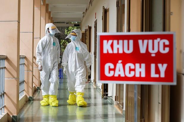 Chiều 15/11, Việt Nam ghi nhận thêm 16 ca mắc COVID-19 mới
