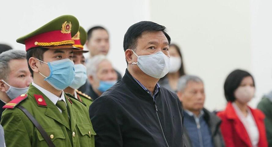 Ông Đinh La Thăng - cựu Chủ tịch Hội đồng quản trị Tập đoàn Dầu khí Việt Nam (PVN).