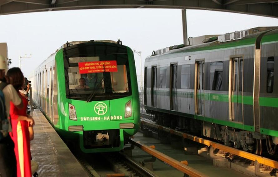 Đường sắt Cát Linh - Hà Đông sẽ được bàn giao đúng hẹn vào cuối tháng 3?