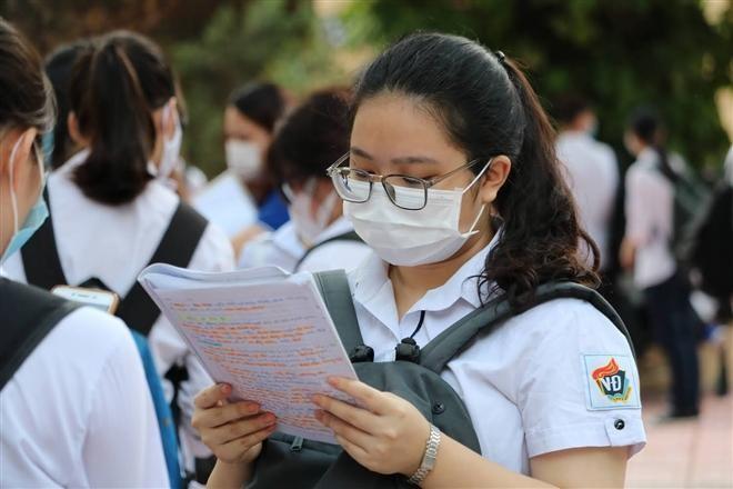 Tiếng Hàn là môn thi tốt nghiệp THPT năm 2021
