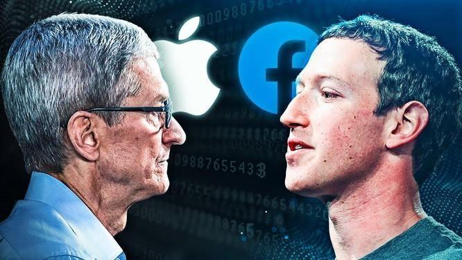 Chiến tranh lạnh Apple - Facebook