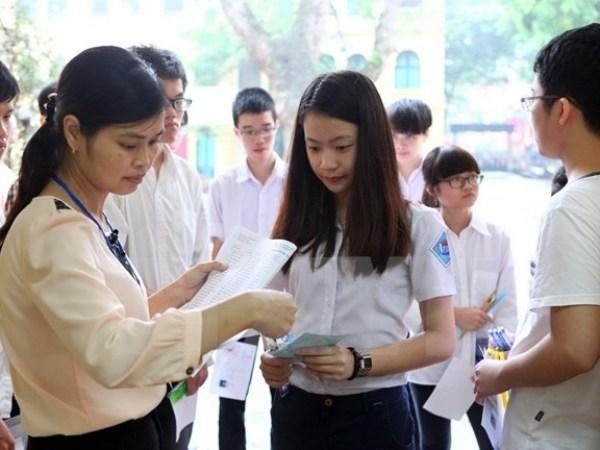 Hà Nội chưa có quyết định về việc lùi lịch thi lớp 10