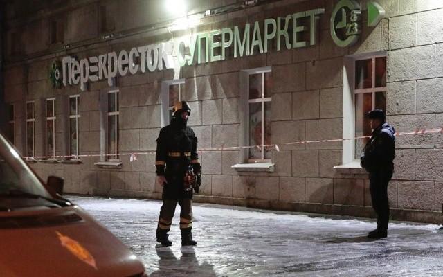 Nga: Nổ lớn ở St Petersburg, ít nhất 10 người bị thương