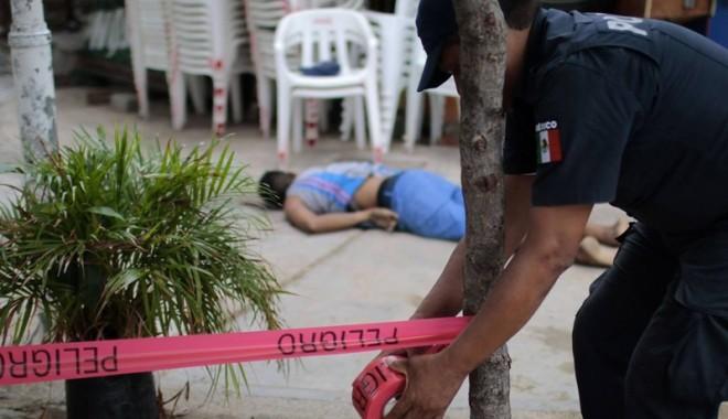 Mexico có số vụ giết người cao nhất trong nhiều thập kỷ
