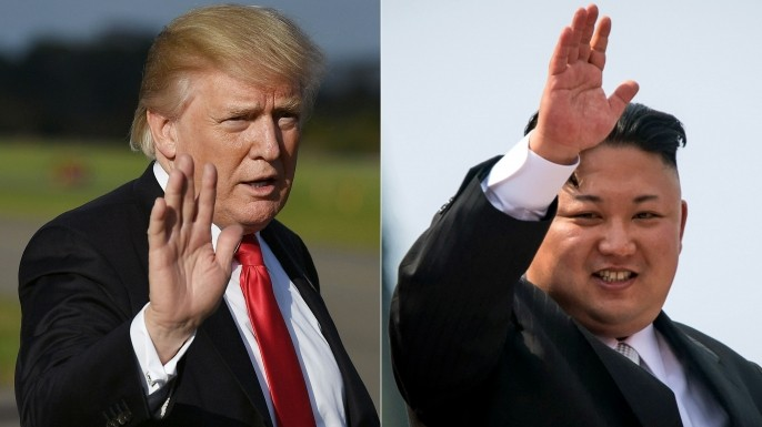 Tổng thống Trump: Hội nghị Mỹ-Triều không diễn ra ở khu phi quân sự