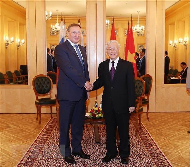 Tổng Bí thư kết thúc tốt đẹp chuyến thăm Nga