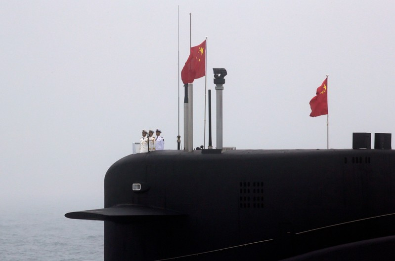 Lầu Năm Góc cảnh báo về việc Trung Quốc đưa tàu ngầm tới Bắc Cực