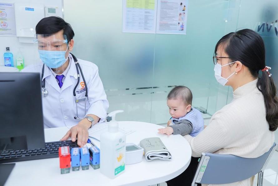 VNVC sẵn sàng tiêm vắc xin phòng Covid-19 cho người dân.
