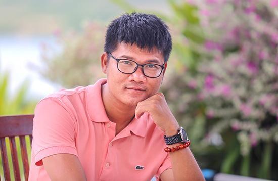 Nhà báo Lê Xuân Thọ.