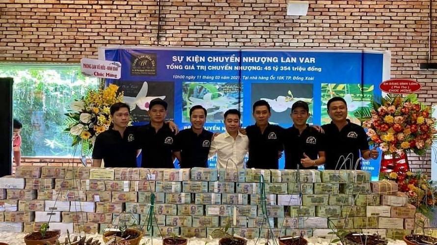Sự kiện chuyển nhượng lan đột biến với tổng giá trị hơn 45 tỷ đồng ở Bình Phước.