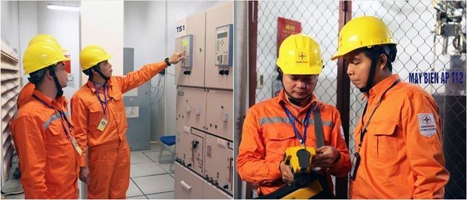 Để cấp điện an toàn, tin cậy, các đơn vị ngành Điện phía Nam đã và đang triển khai đồng bộ nhiều giải pháp trong quản lý vận hành hệ thống điện.