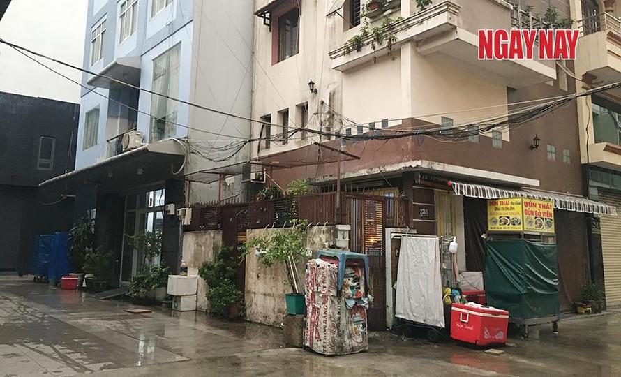 Bà Cao Thị Thành được cấp một phần căn nhà, số 271/1C (số cũ 251) đường An Dương Vương (P.3, Q.5).